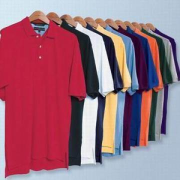 camisas polo Comercial y Textil Lamas Santiago Chile