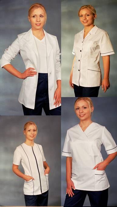 uniformes de enfermeras
